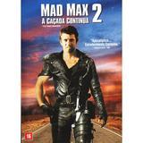 DVD - Mad Max 2 - A Caçada Continua - Warner bros.