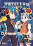 DVD Megaman - O Herói Virtual - Volume 1 - Sonopress