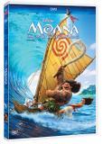 DVD - Moana: Um Mar de Aventuras - Disney
