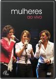 Dvd mulheres ao vivo - cantores de deus - Paulinas