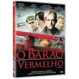 DVD O Barão Vermelho - Nbo