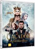 DVD - O Caçador e A Rainha do Gelo - Universal studios