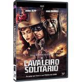 DVD - O Cavaleiro Solitário - Disney
