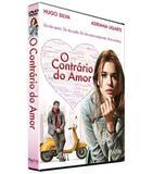 DVD - O Contrário do Amor - Playarte