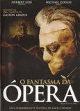 DVD O Fantasma da Ópera - Nbo