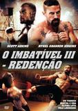 DVD O Imbatível III - Redenção - Novodisc