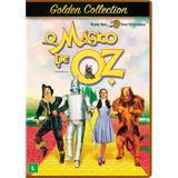 DVD - O Mágico de Oz - Golden Collection - Warner bros.