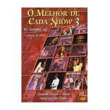 DVD O Melhor de cada show 3 - Padre Zezinho e Cantores de Deus - Paulinas