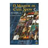 DVD O Melhor de cada show 5 - Padre Zezinho e Cantores de Deus - Paulinas
