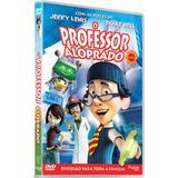 DVD O Professor Aloprado - Focus