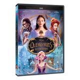 DVD - O Quebra Nozes e os Quatro Reinos - Disney