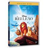 DVD - O Rei Leão - Disney