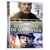 DVD - O Resgate de Uma Vida - Focus filmes