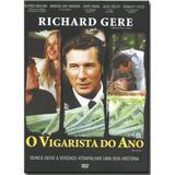 DVD O Vigarista Do Ano Richard Gere - Nbo