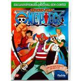 Dvd One Piece - Vol. 2 Versão Original Sem Cortes - Playarte