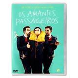 DVD - Os Amantes Passageiros - Comédia de Pedro Almodóvar - Sony music