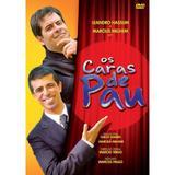 DVD Os Caras de Pau - Globo