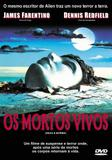 DVD Os Mortos Vivos James Farentino e Dennis Redfield - Amz