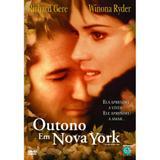 DVD Outono Em Nova York - Amz