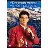 DVD Padre Reginaldo Manzotti - Milhões de Vozes - Som livre