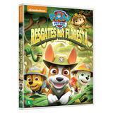 DVD - Paw Patrol: Resgates na floresta - Paramount filmes