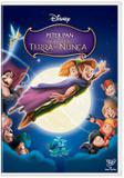 DVD - Peter Pan - De Volta A Terra Do Nunca - Disney