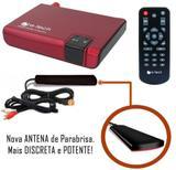 """DVD Player Automotivo 2 DIN Pioneer AVH-G218BT Tela 6,2"""" - Bluetooth Com Entrada USB + Câmera de Ré + Receptor Sintonizador TV Digital - Pioneer / e-tech"""