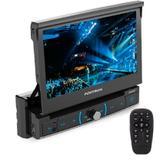 Dvd Player SP6320BT Positron Bluetooth, USB, AUX, Controle, 7 Pol