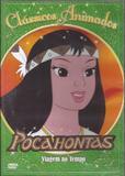 Dvd Pocahontas - Viagem No Tempo - Clássicos Animados - Kids