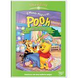 DVD Pooh - Amigos para Sempre - Disney