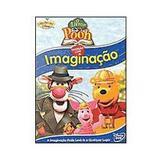 DVD Pooh - Diversão com Imaginação - Rimo