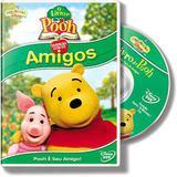 DVD Pooh - Diversão com os Amigos - Rimo