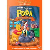 DVD Pooh - Dividindo com os Amigos - Disney