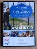 DVD Programa Amaury Jr- Welcome To Orlando - Universal