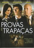 DVD Provas e Trapaças Bruce Willis - Imagem filmes