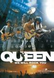 DVD Queen - We Will Rock You - Coqueiro verde