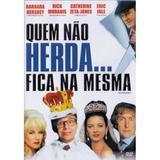 DVD Quem Não Herda Fica Na Mesma - Nbo