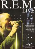 DVD R.E.M. - Live - Sony