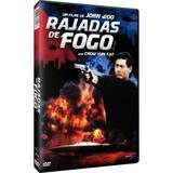 DVD Rajadas de Fogo John Woo - Universal