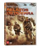 DVD - Relatos de Guerra - Califórnia filmes