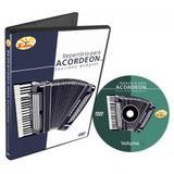 Dvd Repertório Para Acordeon Paulinho Marques Volume 5 - Edon