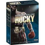 DVD - Rocky 1 ao 6: Coleção Completa - Fox filmes