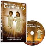 Dvd romaria da libertação - Armazem