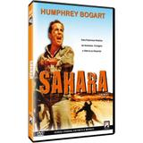 DVD Sahara - Humphrey Bogart - New line home video
