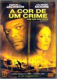 DVD Samuel L. Jackson - A Cor de Um Crime - Videolar