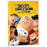 DVD - Snoopy e Charlie Brown - O Filme - Fox filmes