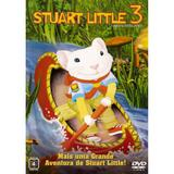 DVD Stuart Little 3 - Videolar