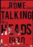 DVD Talking Heads - Live In Rome Italy 1980 - Universal