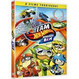 DVD - Team Hot Wheels - Mandando Bem - Universal studios