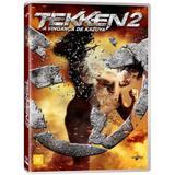 DVD - Tekken 2 - A Vingança De Kazuya - Califórnia filmes